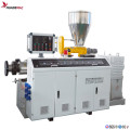 SJSZ 65/132 conical twin-screw plastic extruder machine