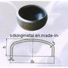 Seamless carbono aço DIN2605 Cap