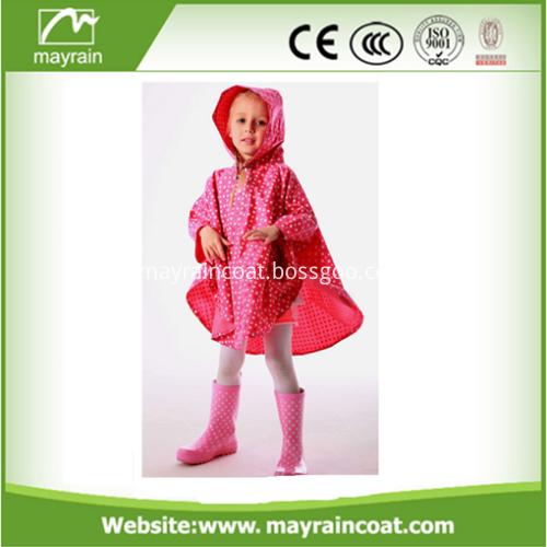 Children Rain Cape