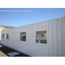 20ft Flat Pack Living Container Haus Preis in Südafrika