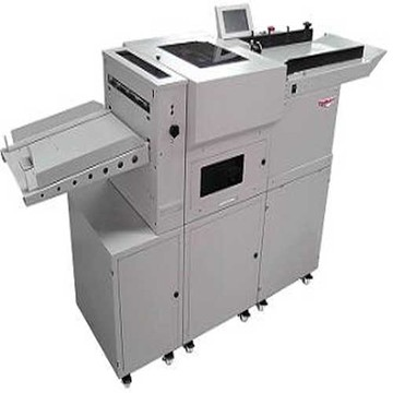 ZX-5370 BSC ar alimentar máquina vincando fenda de corte