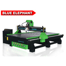 Jinan 1530 3 Axis CNC Router with Single Hsd Spindle Woodworking CNC