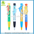 Personalisierte benutzerdefinierte ungiftig Cartoon Kugelschreiber für Studenten