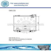 RADIADOR 2141058Y01 / 2141059Y01 / 2141064Y00 para TOYOTA PREVIA 90-96 Fabricante y venta directa!
