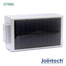 Perseguidor de la cerradura de puerta del envase del remolque de GPS con la función de carga del panel solar