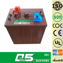 6V215AH (WPST-145) , Deep Cycle Golf Cart Battery
