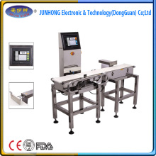 High speed food conveyor check weigher / Weight grading machine