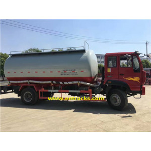 SINOTRUK 5000 Gallon Dry Powder Tankers