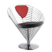 Verner Panton alambre Cone Chair