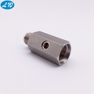 Stainless steel machining technical drawing bolt