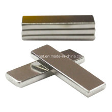 N52 2.5inch Large Strong Rectangle Neodymium Magnet for Motor