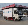 DFAC Refrigerated Cold Room Van Truck