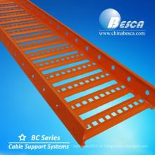 Bandeja de cabo tipo Austrália Ladder com CE