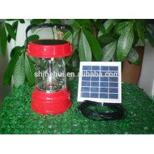 De Boa Qualidade Preço competitivo 2W Luz Solar Pequeno Portátil LED Com Sensor De Movimento