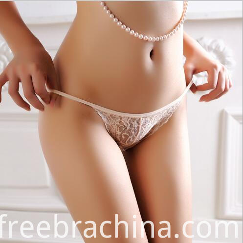 white sheer lace thongs