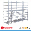 Australia AS1576 Galvanized kwikstage scaffold system