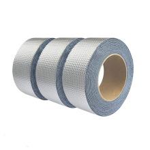 Fita adesiva de folha de alumínio com grade de 5 * 5 mm para duto auto 5 mm