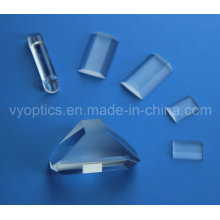 Optical Llf1 Glass Rhombic Prism
