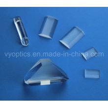 Prisme rhombique en verre Llf1 optique