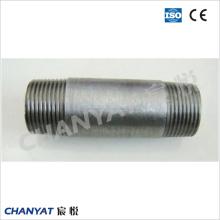 Embout à l'acier inoxydable concentrique à rainure A403 (WP321, WP347, WP348)