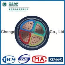 Cable de extensión de la CC de la calidad superior 3x2.5mm2