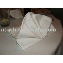 Servilletas, servilletas poliéster 100%, servilletas del hotel/del restaurante/de la boda