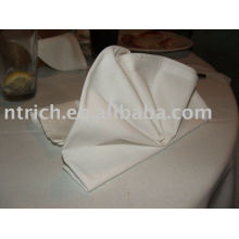 Serviettes de table, serviettes de table 100 % polyester, serviettes de l'hôtel/restaurant/mariage