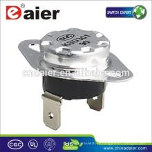KSD Serie Leistungsschalter 5/10 / 15A 250VAC KSD301-BR2 50 ~ 180 Grad Fest Kragen Temperaturregler