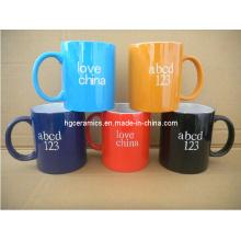 Láser de recubrimiento de color grabado taza