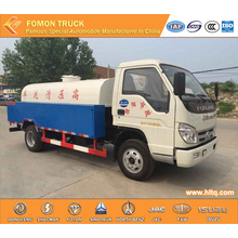 Foton 4x2 4000L Pipeline Washer Truck