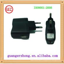 Commutation de l'adaptateur d'angle USB