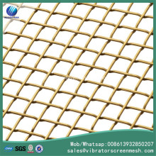Painting/Colorful Woven Wire Cloth For Decoration
