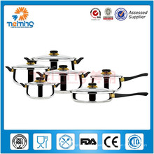 Inducción compatible Cookware / Cookware Sets / Kitchenware del restaurante