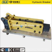 O CE aprovou a máquina hidráulica do disjuntor de rocha do martelo de demolição da máquina escavadora