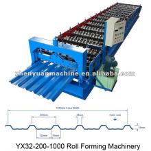 Máquina formadora de zinco