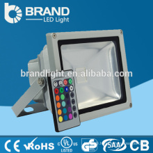 IP65 50W RGB LED Floodlight with Remote,RGB Color Changing LED Floodlight