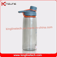 700mL popular design water bottle with straw(KL-7087)