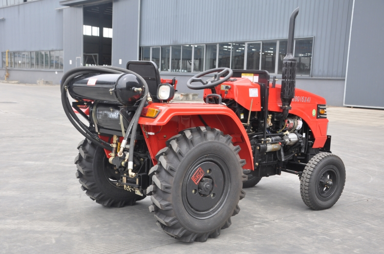 28HP 4X2 Changchai Compact Wheel Tractors