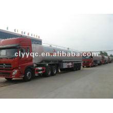 Dongfeng diesel manual de GLP auto tanque 8 * 4 camiones y tanques de GLP