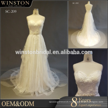 Moq 1 ПК последние конструкции свадебное платье, девочки платья,свадебное платье 2017 ,Китай Гуанчжоу свадебное платье