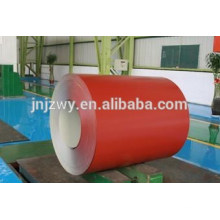 colour Coated aluminium sheet aa3003 with PVDF/PE coating aluminum coil