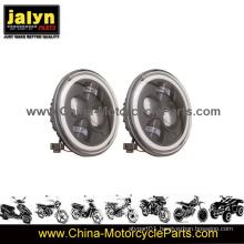 Motorcycle LED Light Angle Eyes Headlight for Harley Davidson