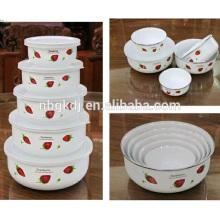 buy as seen on tv non-stick enamel ice cream bowl