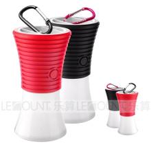Resistente à água ao ar livre à prova de poeira luz LED com gancho (LOD008B)