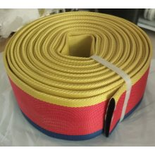 PVC Lining Colour Jacket Fire Hose