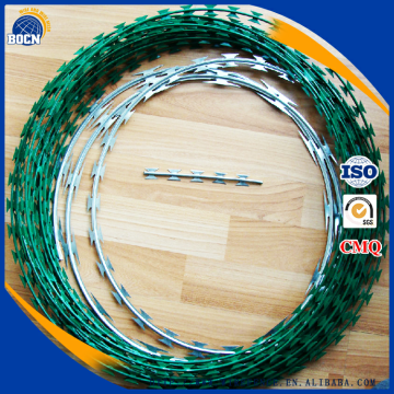 Professional barbed wire roll price