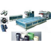 PVC Plastic Belling Machine/Plastic Flaring Machine