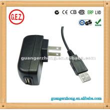 Vielzweckstecker Wechselstrom 110v zum USB-Adapter