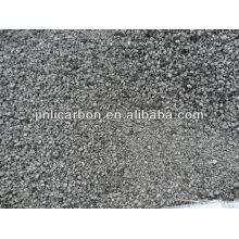 calcined petroleum coke/high sulphur graphite