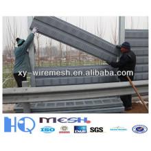 Mejores precios de las barreras acústicas utilizadas para las barreras de ruido ferroviario / ferroviario de guangzhou